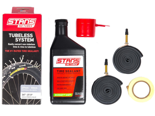 NoTubes Tubeless System Kit FreeRide